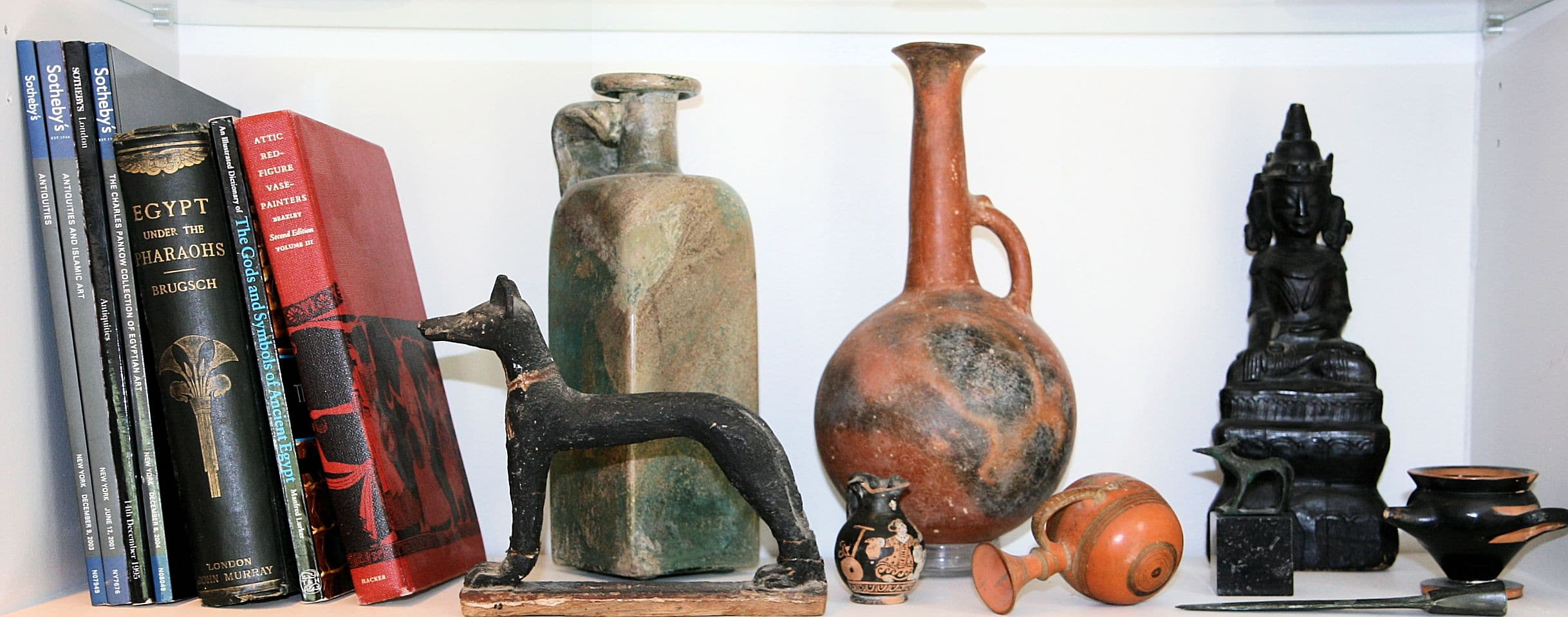 Tips on Collecting Antiquities