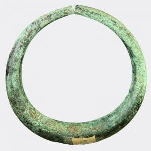 Helios Gallery Antiquities - Ancient Near East bronze bracelet