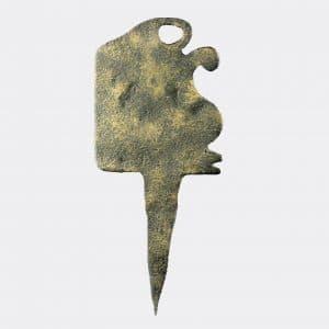 Helios Gallery Antiquities - Roman bronze dolphin fitting