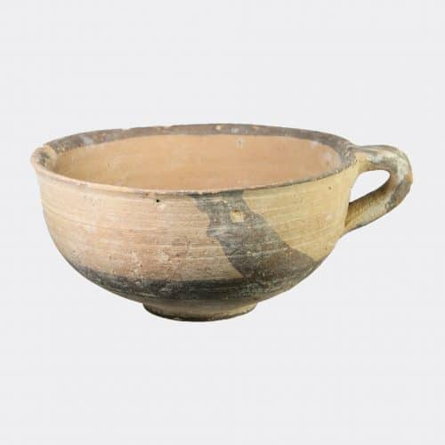Cypriot Antiquities - Cypriot Iron Age painted pottery cup