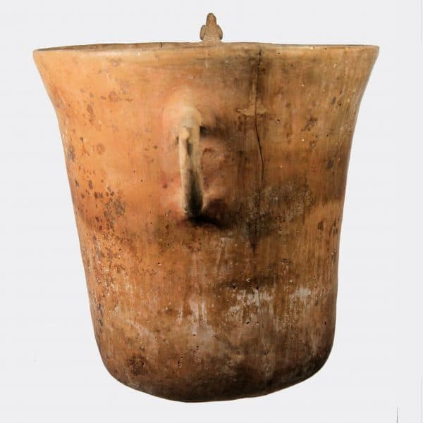 Helios Gallery Antiquities - Amlash large burnished vessel