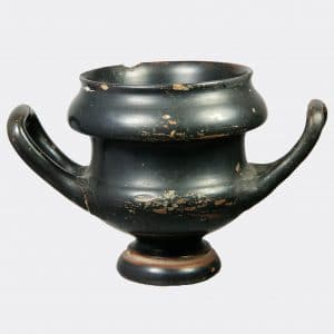 Greek Antiquities - Greek kantharoid cup
