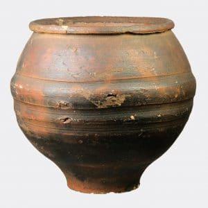 Roman Antiquities - Roman Gaulish pottery beaker