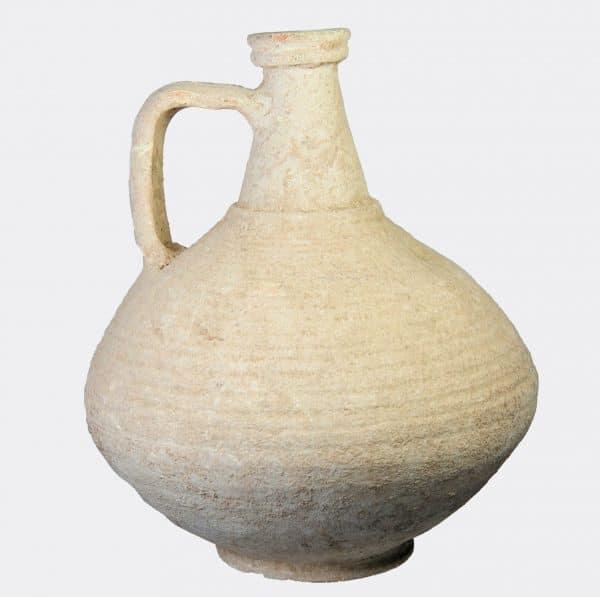 Roman Antiquities - Roman pottery jug