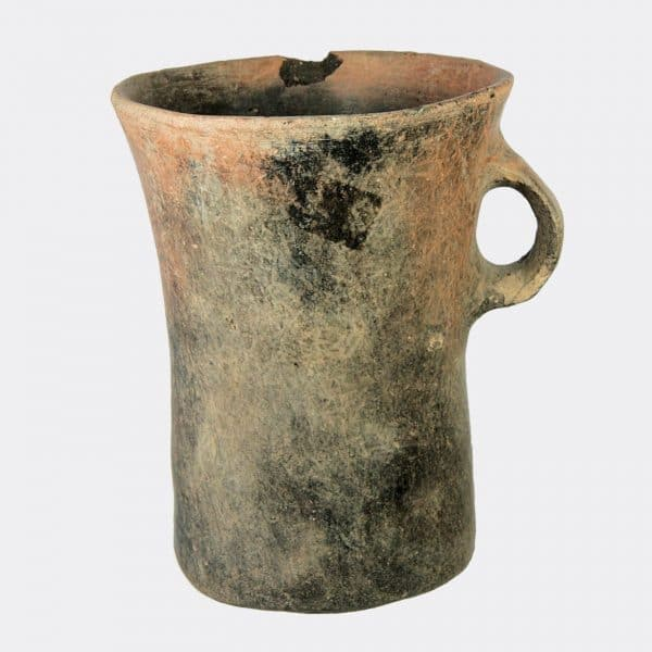 Miscellaneaous Antiquities - Cienaga plain pottery beaker