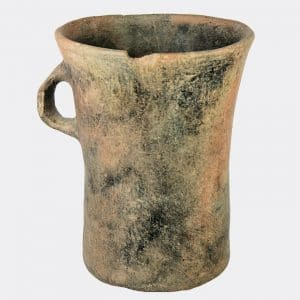 Miscellaneaous Antiquities - Cienaga plain pottery beaker