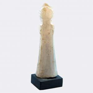 Miscellaneous Antiquities - Coptic or Byzantine bone female doll