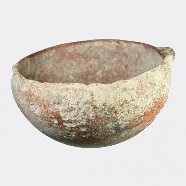 Cypriot Antiquities - Cypriot Bronze Age burnished bowl