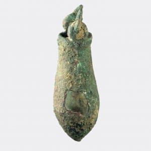 Egyptian Antiquities - Egyptian bronze situla