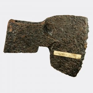 Miscellaneou Antiquities - Ottoman type iron axe head