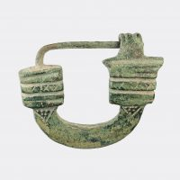 Miscellaneous Antiquities - Phrygian bronze fibula
