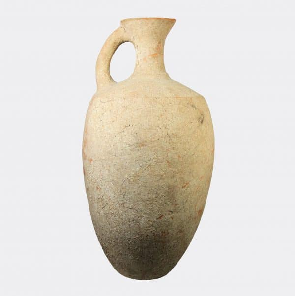 Cypriot Antiquities - Khorvin fine pottery bottle