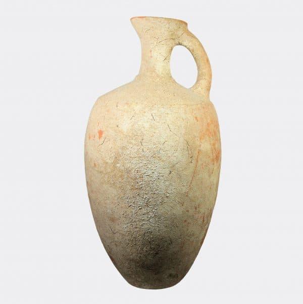Cypriot Antiquities - Khorvin fine pottery bottle