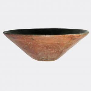 Egyptian Antiquities - Egyptian Naqada large pottery bow