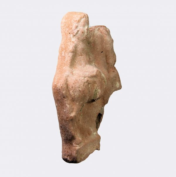 Roman Antiquities - Romano-Egyptian terracotta Harpocrates