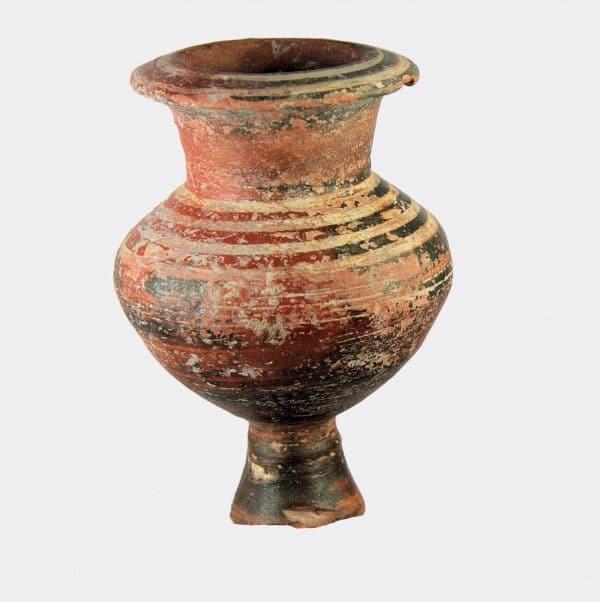 Greek Antiquities - East Greek pottery lydion