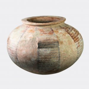 Ancient Egypt - Naqada large painted pottery vase