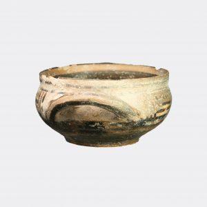 Greek Antiquities - Greek Attic Geometric period skyphos cup