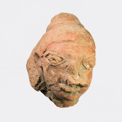 Indian Medieval pottery head