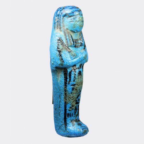 Egyptian Antiquities - Shabti of Tayuheret, Royal Cache 1 Deir el-Bahri