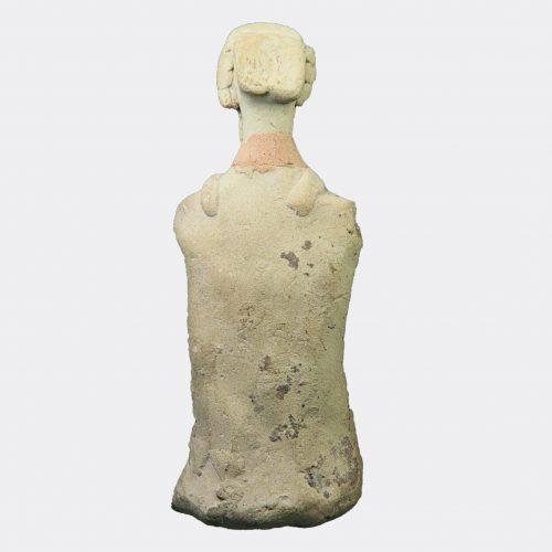 West Asian Antiquities - Syro-Hittite votive pottery figure