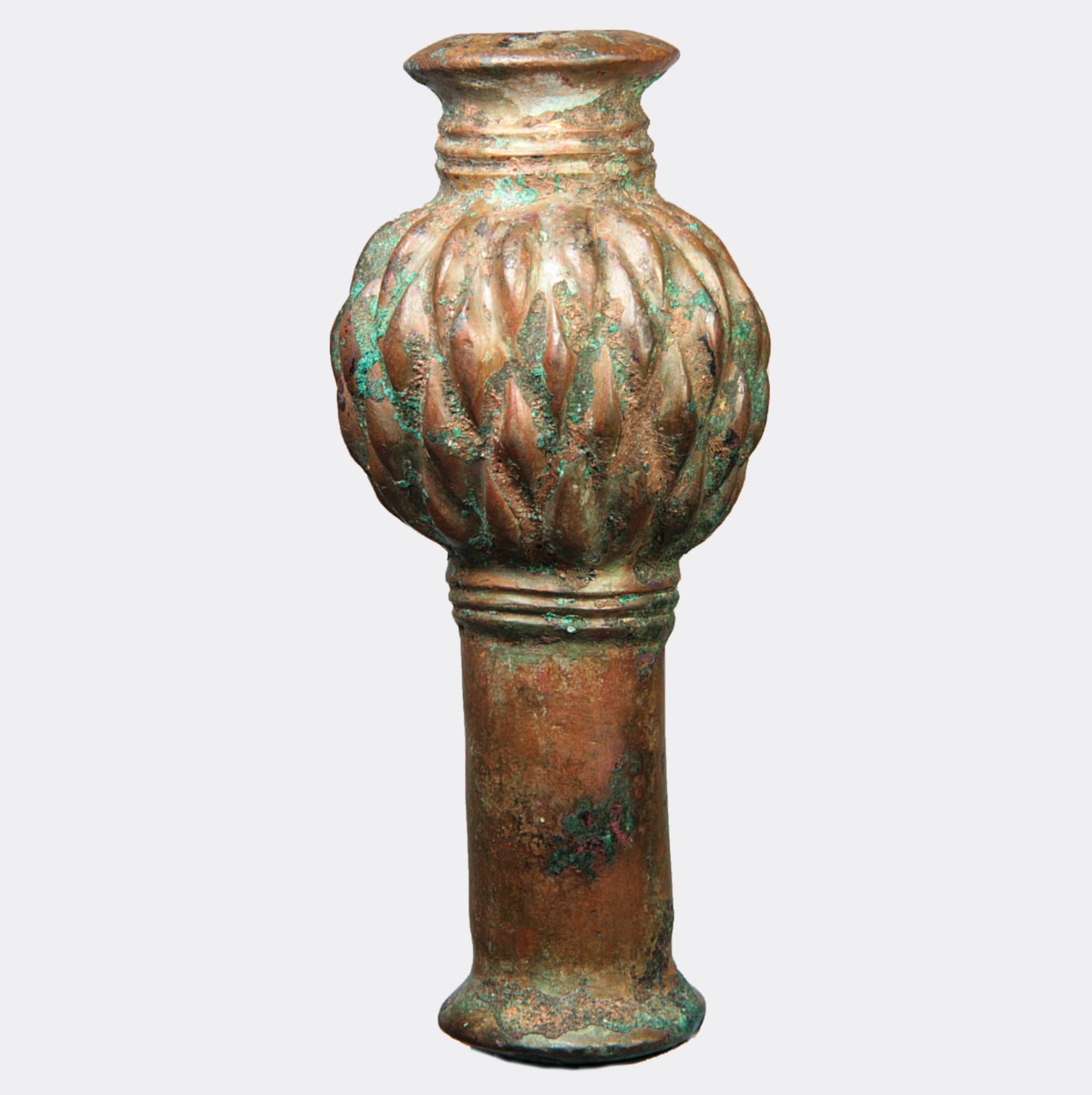 West Asian Antiquities - Luristan bronze mace-head