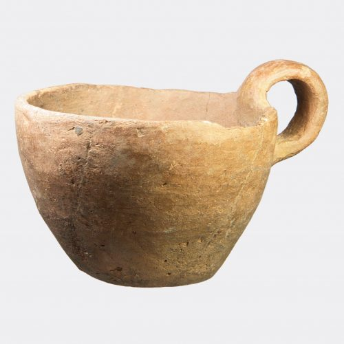 Miscellaneous Antiquities - European Late Bronze Age pottery cup