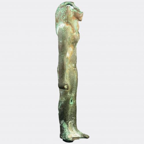 Antiquities - Egyptian bronze figure of the goddess Sekhmet