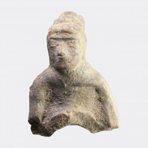 Miscellaneous Antiquities - Majapahit pottery rider fragment