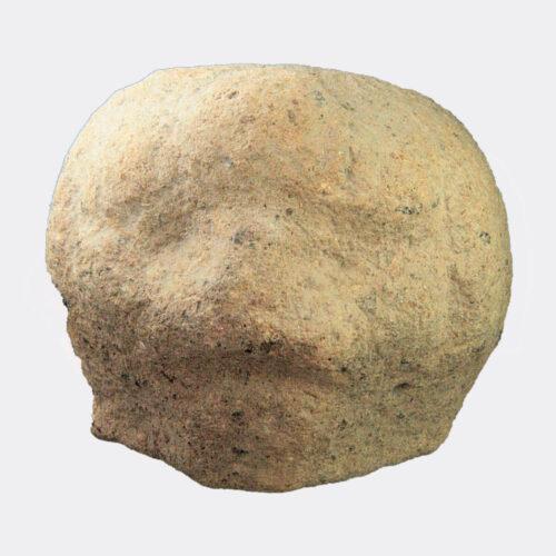Miscellaneous Antiquities - Pre-Columbian stone head
