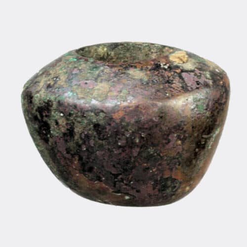 Egyptian Antiquities - Levantine or Egyptian copper macehead
