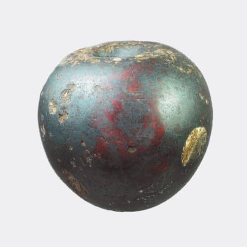 Egyptian Antiquities - Egyptian or Levantine haematite macehead